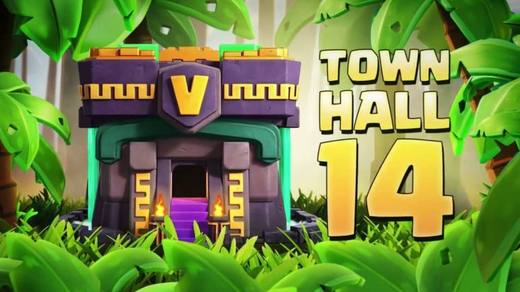 Town-Hall-14-Update clash of magic