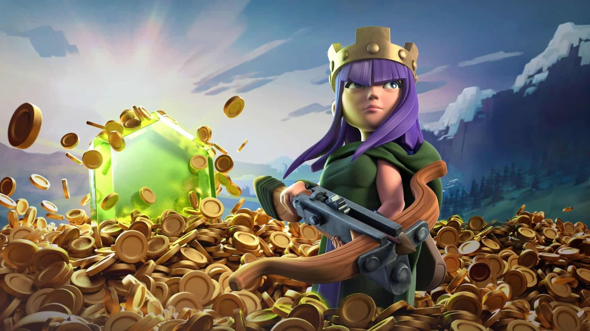 Unlimited Gold and Gems