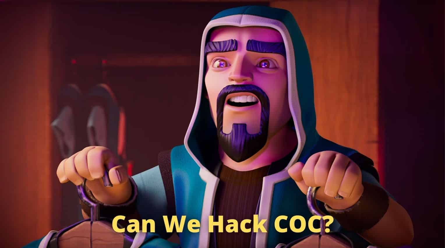 can we hack coc