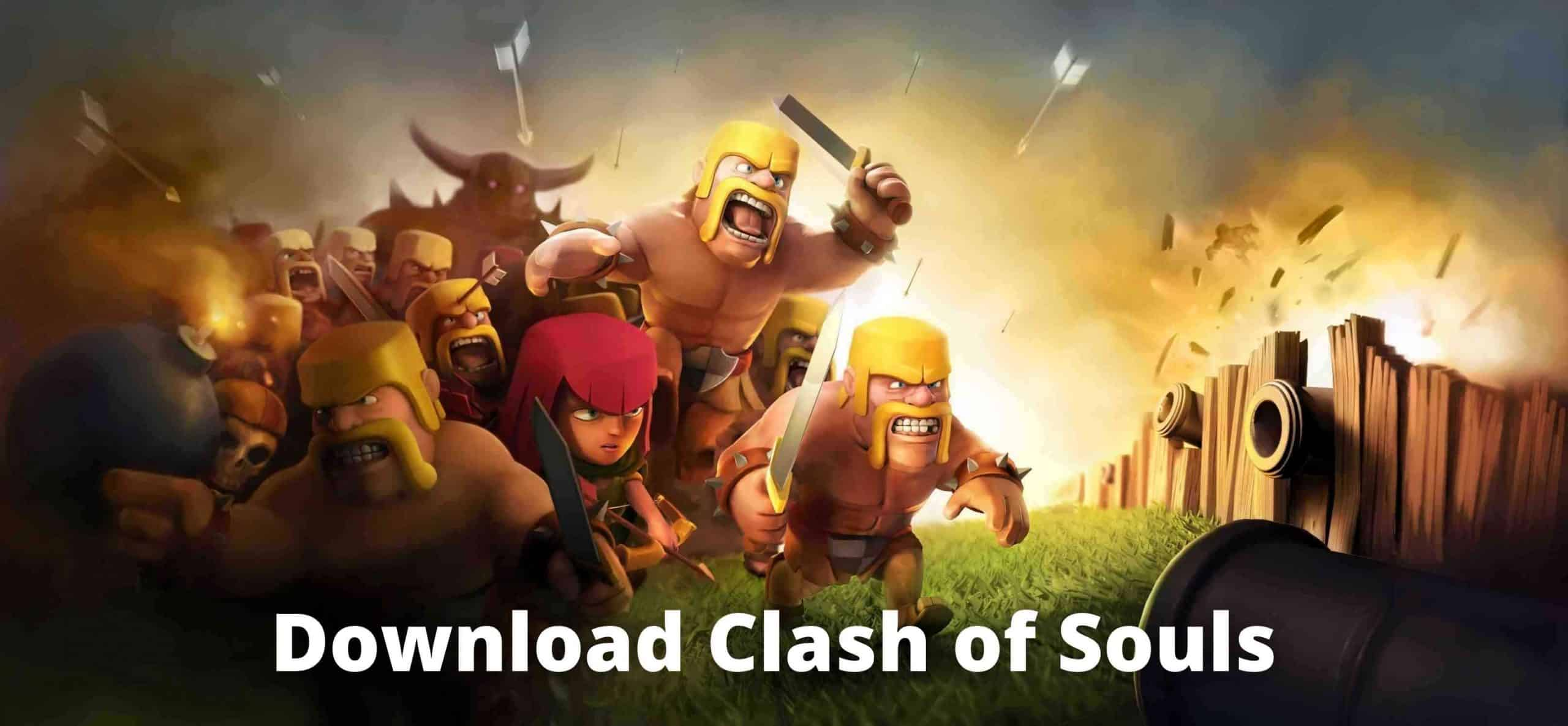 download clash of souls for android